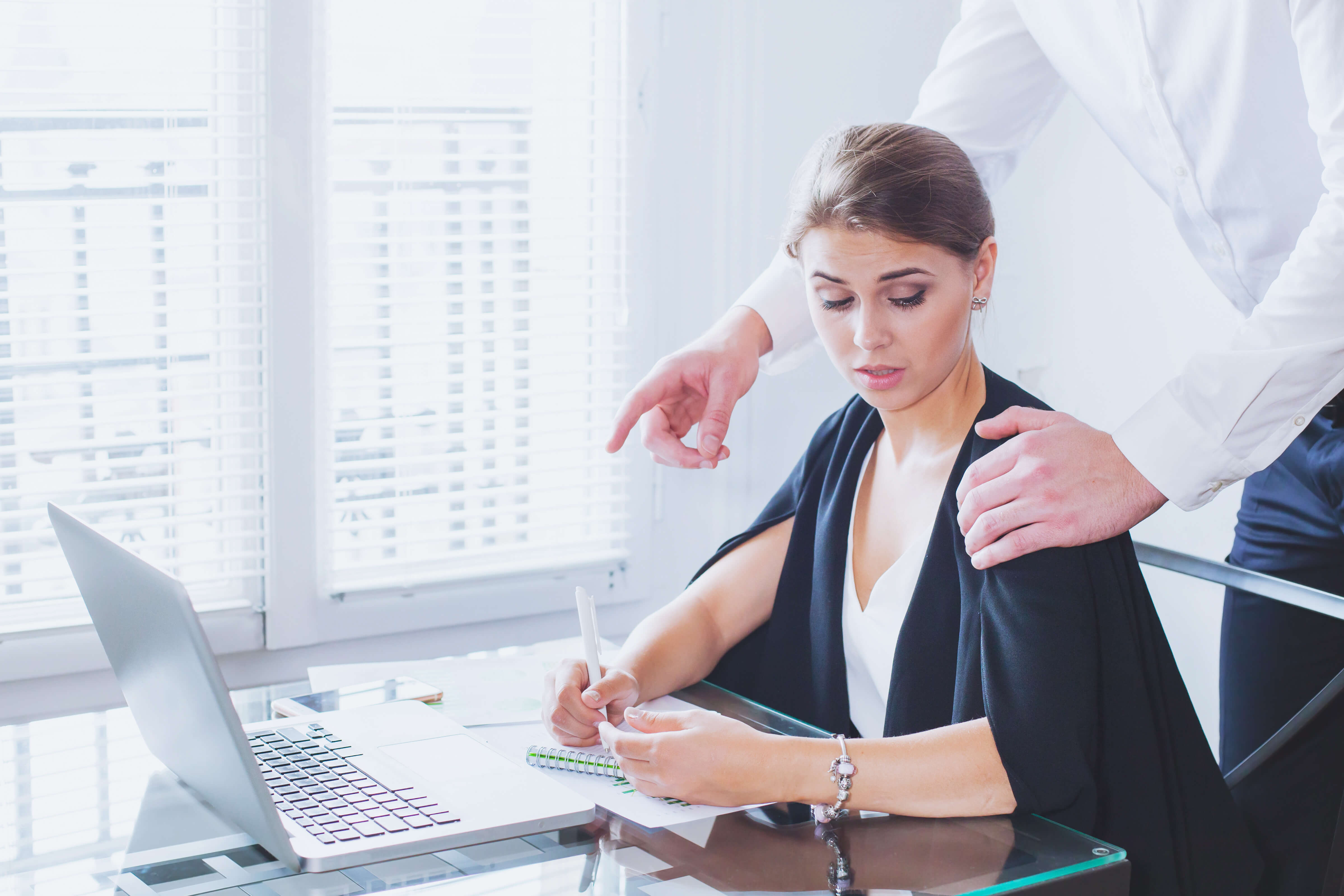 Sexual Harassment at Work: Do Your Staff Know the Rules?