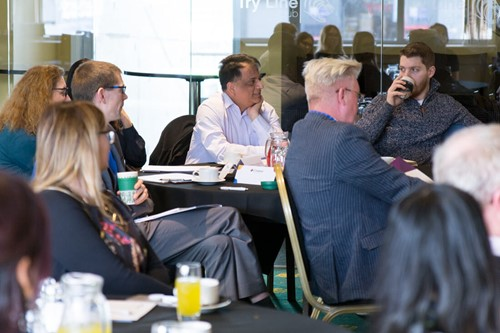 Kingston-Upon-Thames Business Event